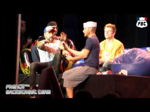 Backstreet Boys Cruise 2014 the 90s Game Show