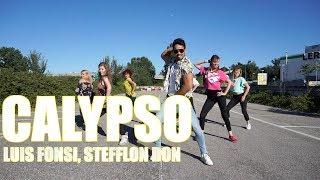 Luis Fonsi, Stefflon Don - Calypso / ZUMBA