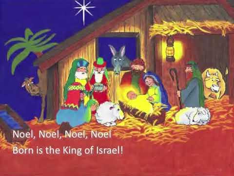 The First Noel ~ Countdown Kids ~ lyric video