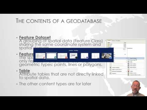 Create Data Structure for storing data in ArcGIS