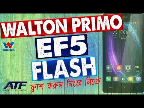 HOW TO FLASH WALTON PRIMO EF5
