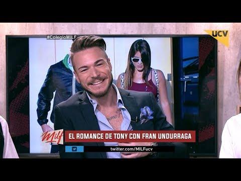 MILF (01-08-2017) - Tony Spina Habla De Fran Undurraga Y La Posibilidad De Ser Padre