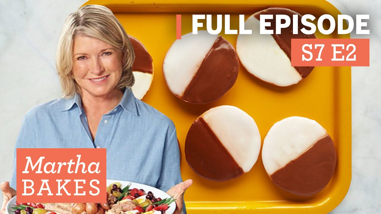 "Martha Stewart Makes 4 Mid-Atlantic Dessert Favorites   Martha Bakes S7E2 ""Mid-Atlantic"""