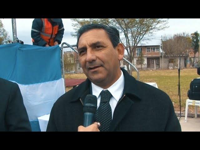 Jefe del Servicio Penitenciario, Víctor Morales: Aniversario del Servicio Penitenciario de Jujuy