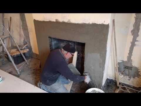 Housework  - Rendering The Fireplace