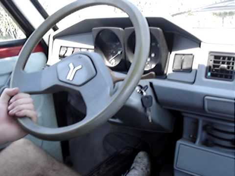 YUGO KORAL-45 road test