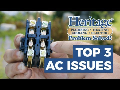 Top 3 Home AC Problems — HVAC Troubleshooting Tips