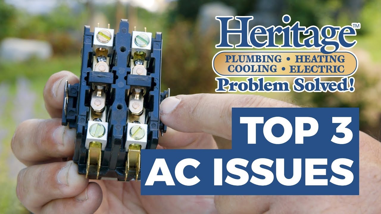hight resolution of top 3 home ac problems hvac troubleshooting tips