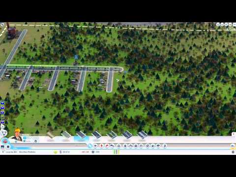 SimCity Online Gameplay by SKS Plays: w. Azure Alliance and Dwarven Viking [Episode 1]