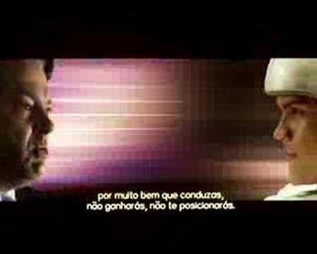 SPEED RACER - Trailer Português