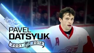 Павел Дацюк/ Pavel Datsyuk 100 величайших игроков НХЛ