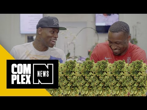 How Former NBA Player Al Harrington Hopes to Turn Weed into Millions