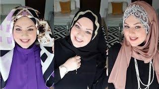 Turkish Hijab For School - Part 5 - لفات حجاب للمدرسة والجامعة