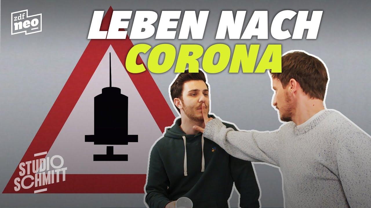 Download Tommi Schmitt erklärt den After-Corona-Knigge | Studio Schmitt