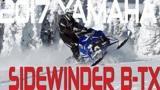 STV 2017 Yamaha Sidewinder B‑TX