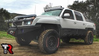 Custom Z71 Chevy Avalanche - Rig Walk Around Ep. 10