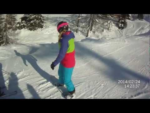 Wintersport Werfenweng 2013