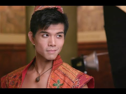 Meet Telly Leung — Now in the Role of Aladdin on Broadway