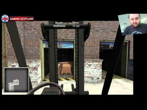 Lets play Warehouse & Logistics Simulator
