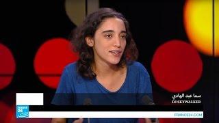 ...سما عبد الهادي أول فلسطينية تشارك في حفل موسيقى الإلك