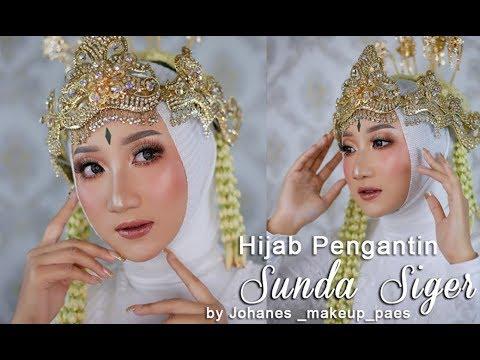 Tutorial Hijab Pengantin Sunda Siger