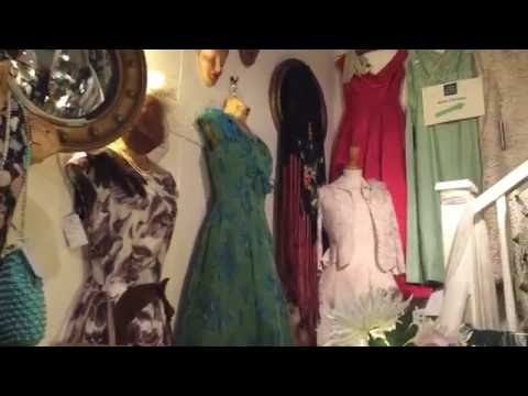 "Rock Follies Vintage shop Worcester  ""a Whistle-stop tour'"