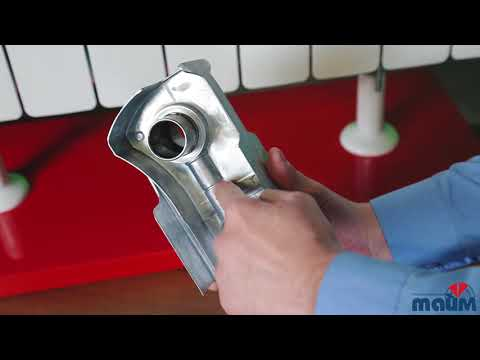 Обзор радиатора Rifar Monolit. Рифар Монолит лучший в России биметаллический радиатор