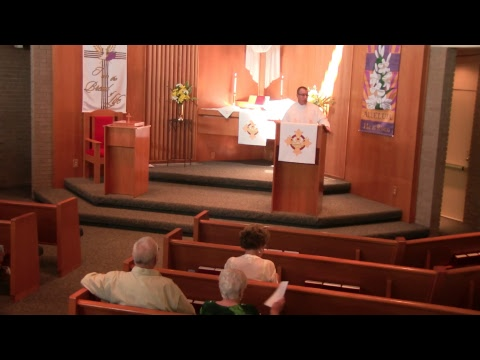 Easter 4 2017 - The Good Shepherd's In a Class All by Himself (John 10:11-18 NIV)