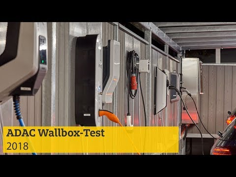 ADAC Wallbox-Test |