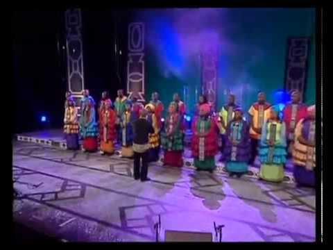 Bayete - Soweto Gospel Choir.