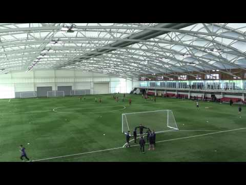 UEFA A Licence - Block 1 Session