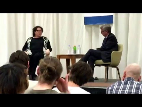 U.S. Justice Sonia Sotomayor at St. John's College
