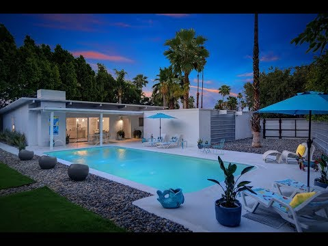 Palm Springs Mid-Century Homes for Sale - 1865 N Berne Drive