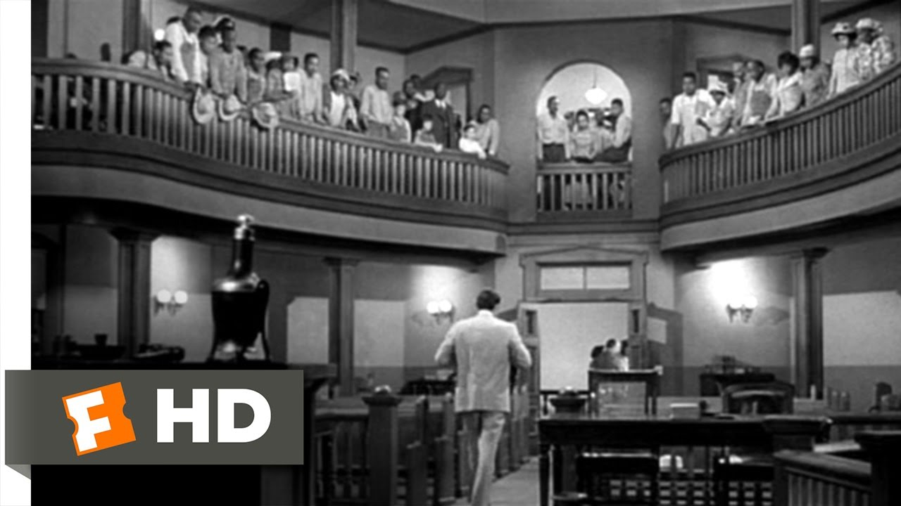 To Kill A Mockingbird 810 Movie Clip Your Fathers Passing