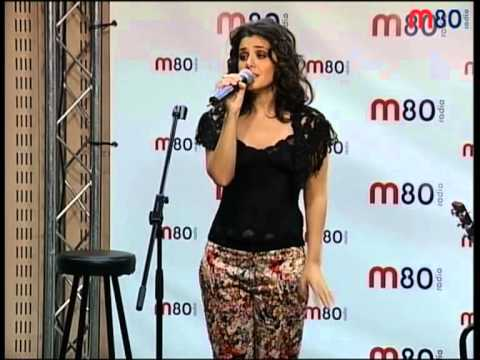 Katie Melua - What a wonderful world (live...