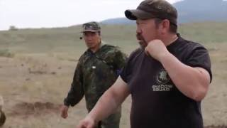 Съемки фильма 321-я Сибирская в Новоселенгинске