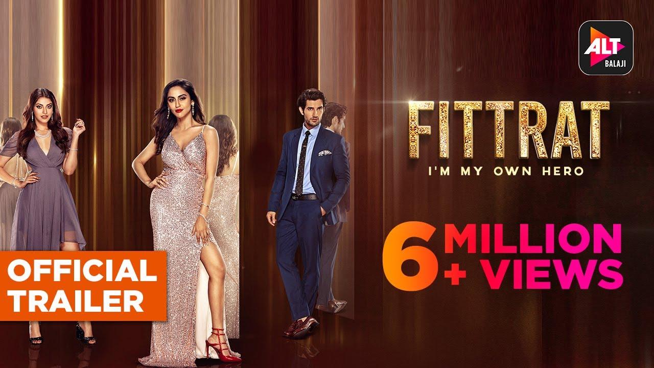 Download Fittrat | Official Trailer | Krystle D'Souza  | Aditya Seal  | Anushka Ranjan | ALTBalaji