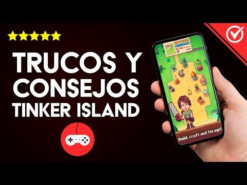 Tinker Island: Guía en Español con Trucos y Consejos para Terminar por Completo el Juego
