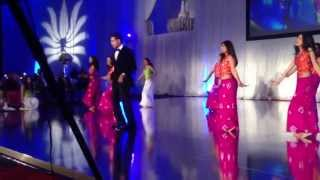 Classic Bollywood Wedding Reception Dance