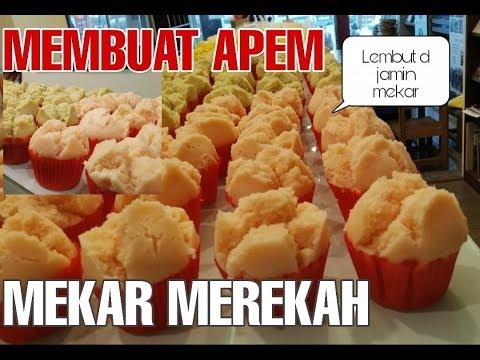 Resep Kue Apem Lembut Dan Mekar