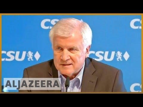 🇩🇪 Germany: Interior minister gives Merkel ultimatum on migrants | Al Jazeera English