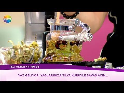 Ayda 8 Kilo Verdiren Tilya Kürü Metabolizma Hızlandırıcı Yağ Yaktıran Çay Tarifi @Seher Akgül