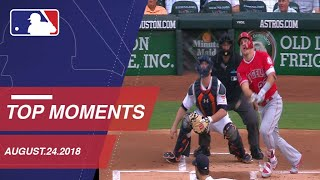 Top 10 Plays of the Day - April 24, 2018