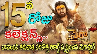 Sye Raa 15 Days Collections   Sye Raa 15th Day Box Office Collections Prediction   Get Ready