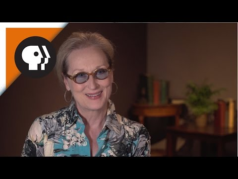 Meryl Streep on Working with Mike Nichols  Mike Nichols: American Masters  PBS