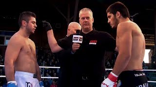 Download Islam MAKHACHEV destroyed Ivica Truscek in Fight before UFC Mp3 and Videos