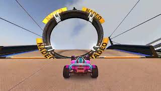 TrackMania United - TrackMania United Forever (PC) Author Medals (01) Replay Dump - User video