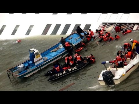Anger lingers over South Korean ferry sinking