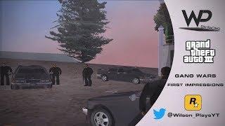 Gta 3 Gang Wars Mod | First Impressions