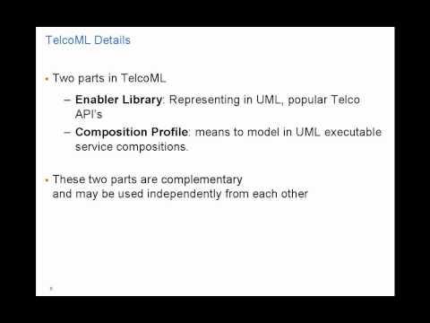 SOA + Telecommunications = TelcoML!